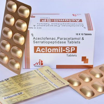 Aclomil SP Tablets