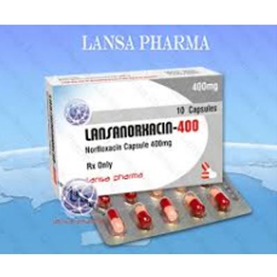 LANSANORXACIN 400