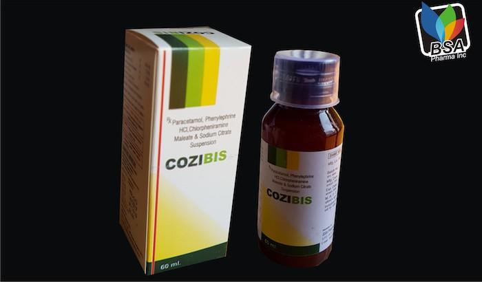 COZIBIS SYRUP