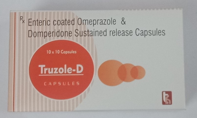 Omeprazole 20mg   Domperidone 10mg