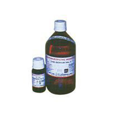 Potentised Medicine Dilutions