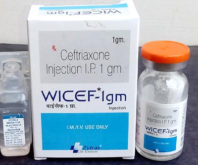 WICEF 1gm