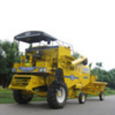 Wheat Thresher Cum Harvester Combine