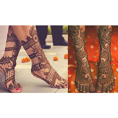 Bridal Mehndi services in Roorkee