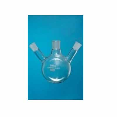 Flask Round Bottom Three Neck