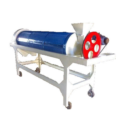 Indented Cylinders Seed Grader
