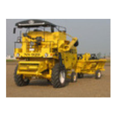 Agricultural Tractor Harvester
