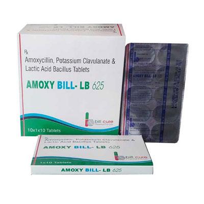 AMOXY BILL-LB 625
