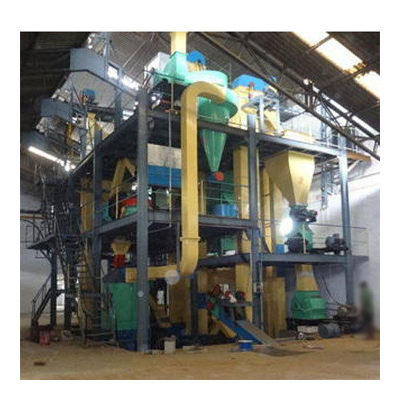 Automatic Cattle Feed Plant