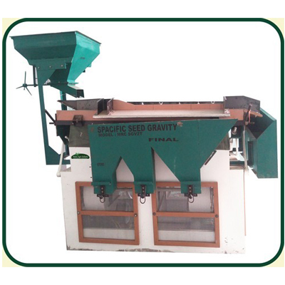 Oil Seed Gravity Machine
