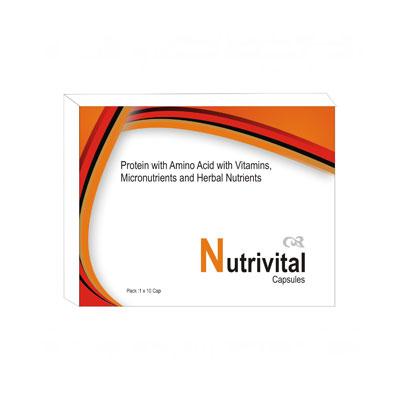 Nutrivital Capsules