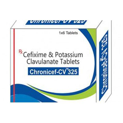 CHRONICEF CV 325