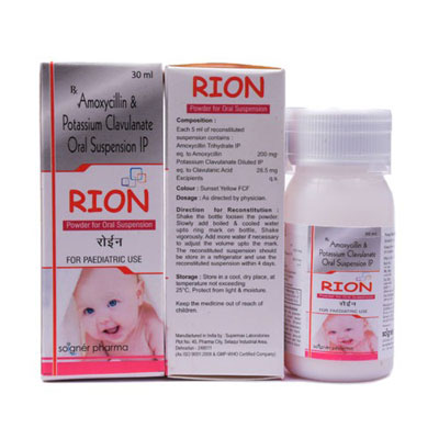 RION DRY SYRUP