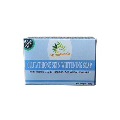 GLUTATHONE SKIN WHITENING SOAP
