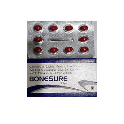 Calcitriol, EPA, DHA, Mecobalamin, Folic Acid, Sodium Borate & Calcium Carbonate Softgel DRUG