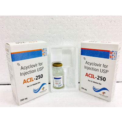 Acyclovir for injection USP