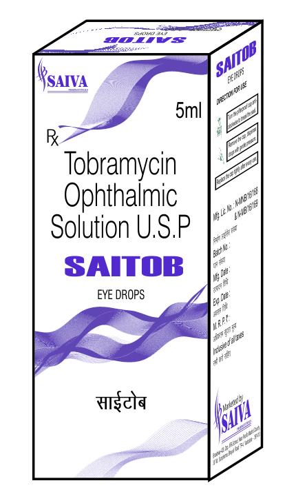 Tobramycin Ophthalmic Solution U.S.P
