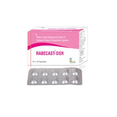 RABECAST-DSR
