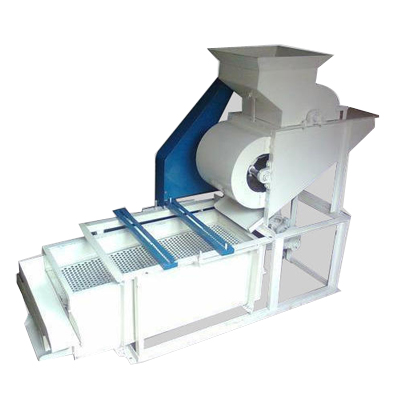 Decorticator Seed Grader Machine