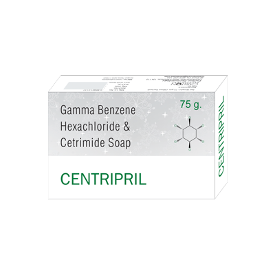 Centripril Soap