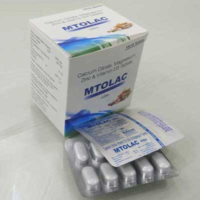 Mtolac Tablets