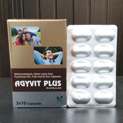 Agyvit Plus