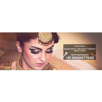 Makeup Artist parveen