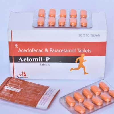 Aclomil P