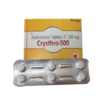 Crysthro 500