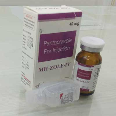 MH Zole IV Injection