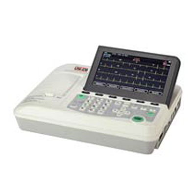 Cardiomin 3CII ECG Machine