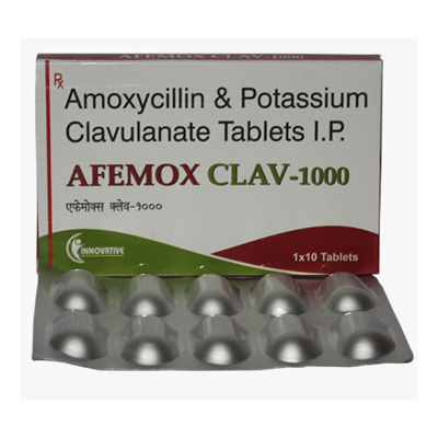 Afemox Clav 1000