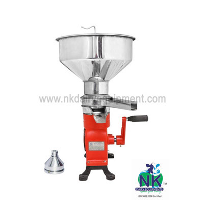 100 LPH Electric Operated Cream Separator