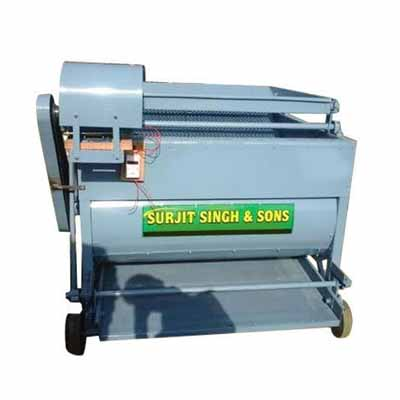 Power Seed Cleaner without Conveyor