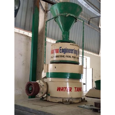 Vertical Pellet Machine