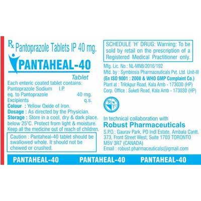 PANTAHEAL-40