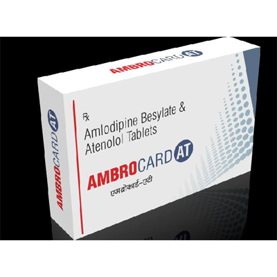 Ambrocard AT Tablets