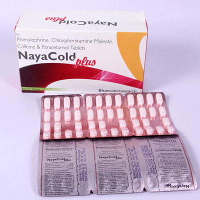 NayaCold Plus-Pharma Franchise