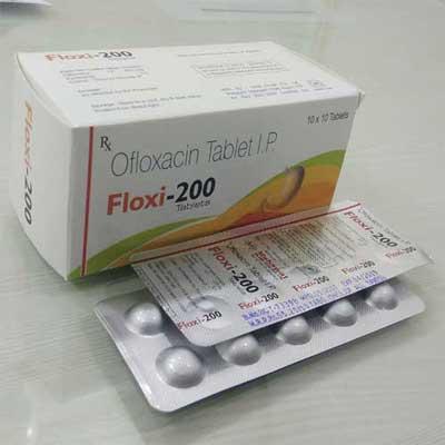 Floxi 200 Tablets