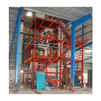 S12 Series Computerized Cattle Feed Pellet Plant