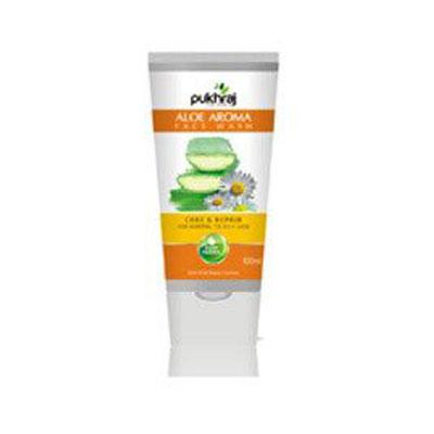 Aloe Aroma Face Wash