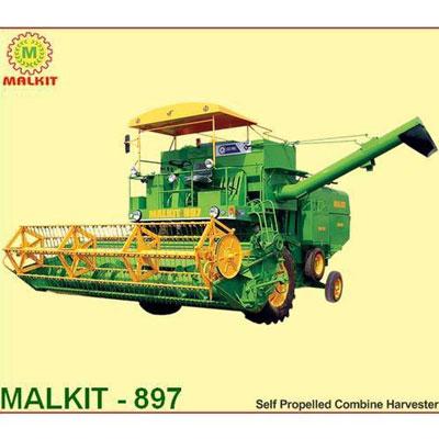Combine Harvestor
