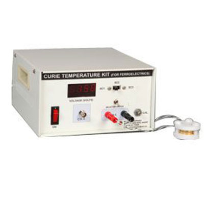 Curie Temperature Kit