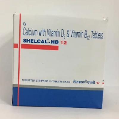 Shelcal HD 12