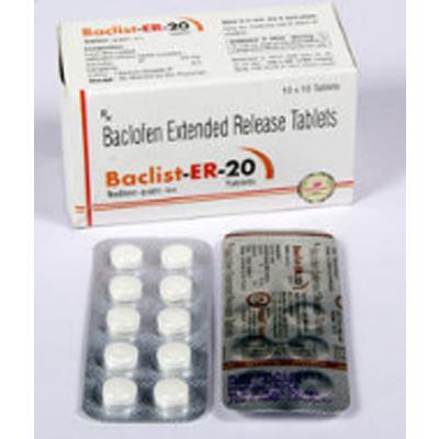 Baclist- ER 20