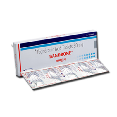 Bandrone - Ibandronate Sodium