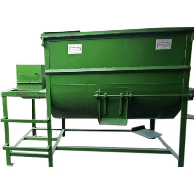 Automatic Cattle Feed Mixture Machine