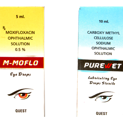 M Moflo 5ml Purewet 10ml