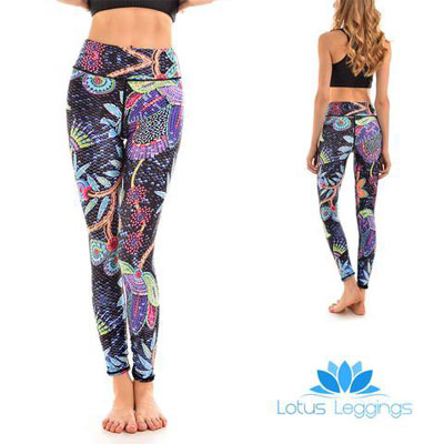 Lotus Leggings