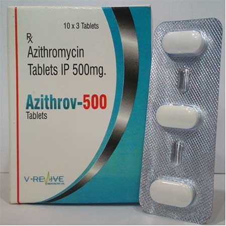 AZITHROV-500